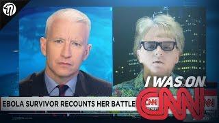 I WAS ON CNN