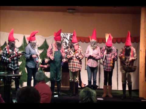 Schneewittchen Und Die 7 Zwerge Schutzenverein Senioren Youtube