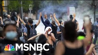 Minneapolis Officers Fired After Fatal Arrest Of Unarmed Black Man | The 11th Hour | MSNBC
