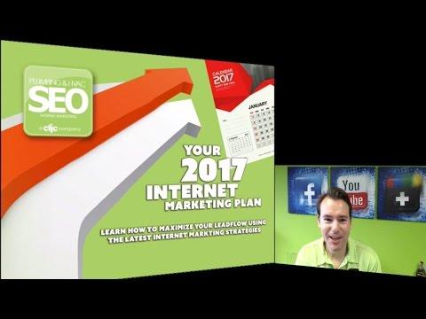 Your 2017 Internet Marketing Plan for Plumbing & HVAC Businesses