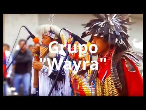 WAYRA De Ecuador En Guatemala Paseo De La Sexta 2016 Música Étnica
