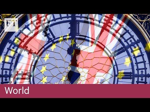 Brexit timeline —