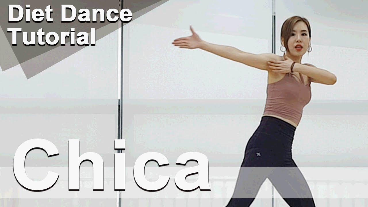 [Tutorial] Chica. CHUNG HA. Dance Workout. Choreo by Sunny. SunnyFunnyFitness. Diet Dance. 홈트. 다이어트