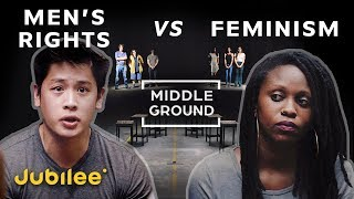 Download Men's Rights vs Feminism: Is Toxic Masculinity Real? Mp3 and Videos