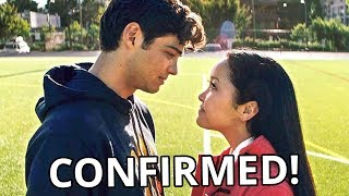 BREAKING! To All The Boys I've Loved Before SEQUEL CONFIRMED!