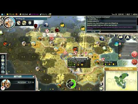 Why You're Playing Civilization V Wrong: Time For Multiplayer!