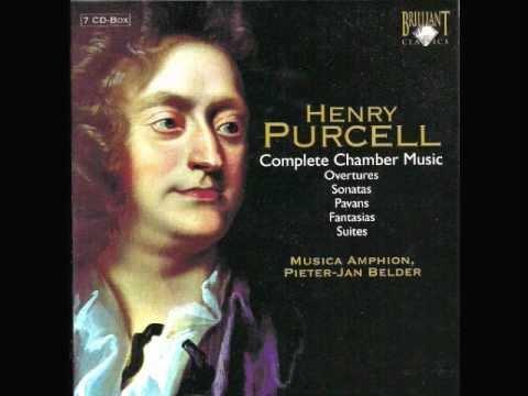 Henry Purcell - Chaconne - ZT680 (also Suite Z 661) - Harpsichord  - Pieter-Jan Belder