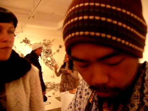 Our group Opening at E.M Gallery - Seoul - Part 2