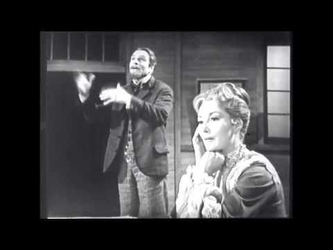 Laurence Olivier as Doctor Astrov in Chekhov's Uncle Vanya - 1963