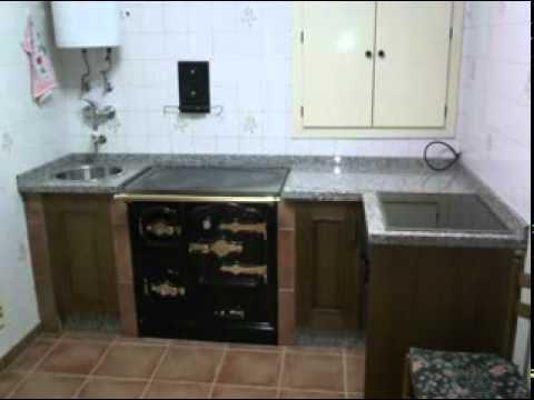 Como encender una bilbaina cocina de carb n doovi - Como hacer una cocina de lena ...
