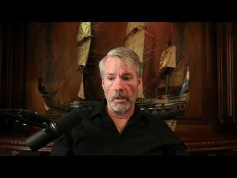 Michael Saylor- THE SECRET OF BITCOIN