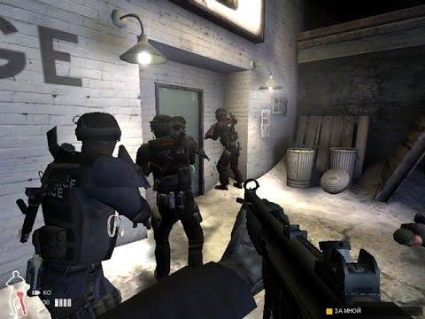 Симулятор Действий СПЕЦНАЗА СОБР, SWAT на ПК ! Штурм Зданий. Игра SWAT 4