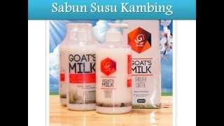 Sabun Susu Kambing Untuk Wajah Hubungi 0838-600-300-1 Bp Nanang