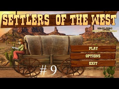 Settlers of the West Level 9 Cold Springs