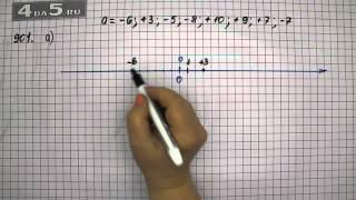 Упражнение 901. Вариант А. Математика 6 класс Виленкин Н.Я.
