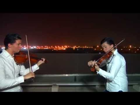 Flight Of The Bumblebee (cover for two violins) - TheDuello