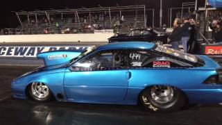 1320Video - Street Outlaws LIVE in Tulsa!!