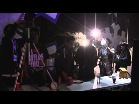 Lazy Rich   WinterFresh Music Festival   The Big Chill Dj Cam 9