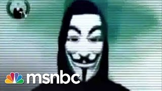 Anonymous Declares War On Islamic Extremists | msnbc