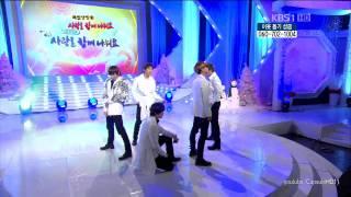 [Live HD 720p] 111217 (17 Dec 2011) - MBLAQ - Mona Lisa Live - Love Request @ Inkigayo