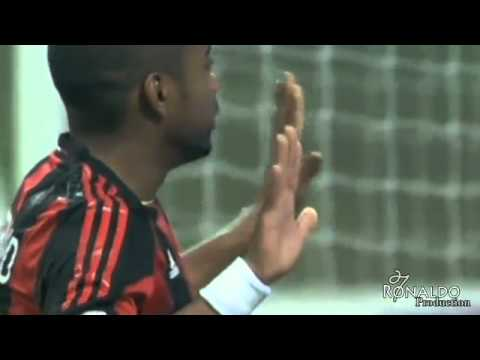 Robinho - All Goals AC Milan 2011 (HD)
