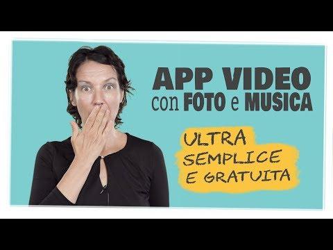 APP per creare video con foto e musica da smartphone