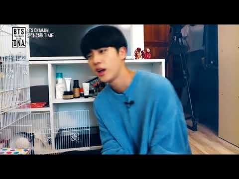 (Eng Sub) 방탄소년단 BTS DNA Comeback 092117 - Jin's Room