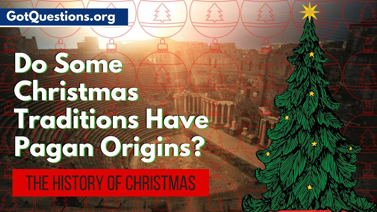 Christmas rituals: a new life of the pagan tradition
