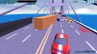 Getaway Driver School - 3D free racing gameplay 2014