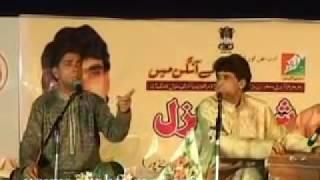 Pyar ka juzba naya rang dikha deta hai  Ahmed hussain  Mohammed hussain
