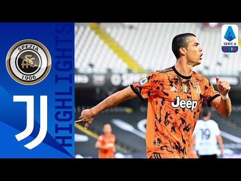 Spezia 1-4 Juventus | Ronaldo Scores Brace As Juventus Hit 4! | Serie A TIM