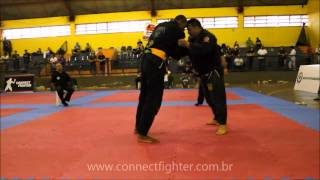 Pedro Moura vs Francisco Santoro   Centro Oeste de Jiu Jitsu   LJJB Connect Fighter