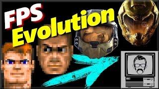 FPS Evolution Through the Ages | Nostalgia Nerd