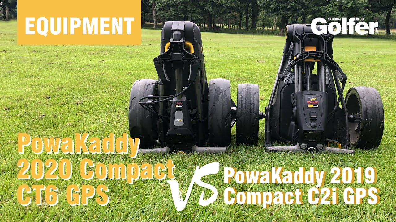 It's the little things: How PowaKaddy upped their game with the Compact CT6 GPS trolley