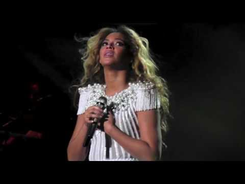 HD Beyoncé  Flaws and All  in Manchester  070513