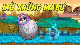 Ngọc Rồng Online - Mở Trứng Mabu...Đệ Tử Cực Đẹp Với Chức Năng Biến Hình