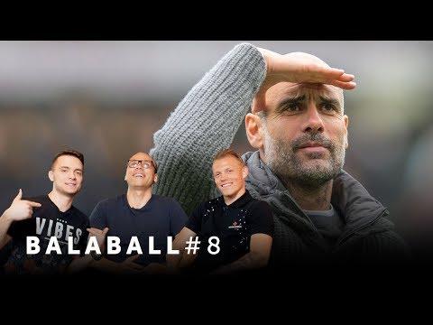 Balaball #8: Эрик Сорга, «Аякс», «Барселона», «Спартак», «Калью» и «Левадия»