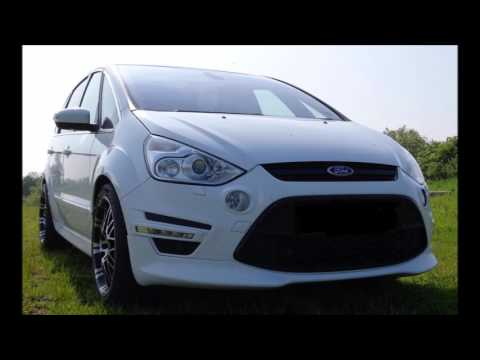 Ford S Max Titanium S Mit 19 Zoll Oxigin Felgen Und 275 Reifen