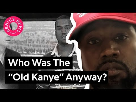 """Who Was The """"Old Kanye"""" Anyway?   Genius News"""