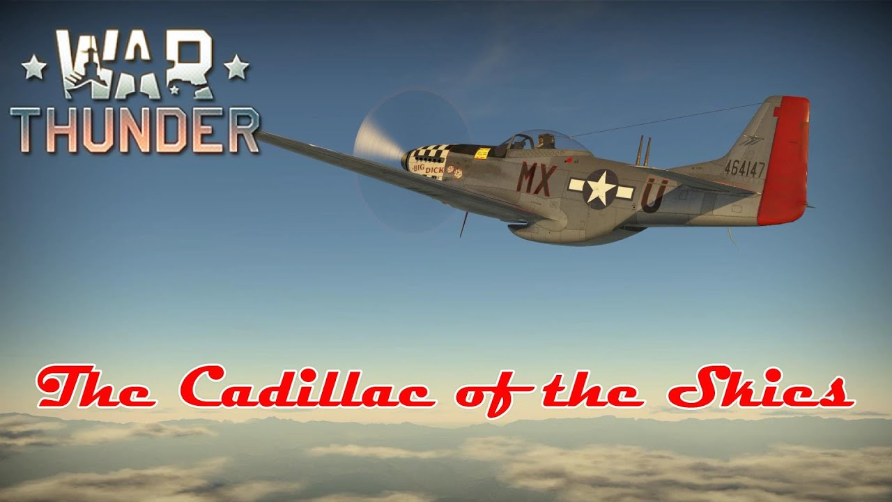 War Thunder The Cadillac Of Skies