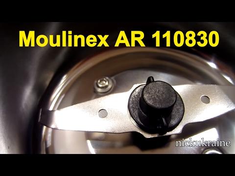 Мой путь Кофемолки = Moulinex AR 110830