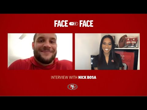 Checking In with Nick Bosa | 49ers