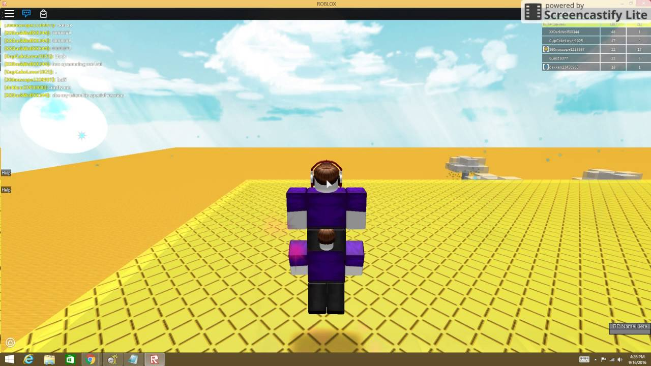 Roblox Key Binds Roblox How To Use Keybinds For Commands Youtube