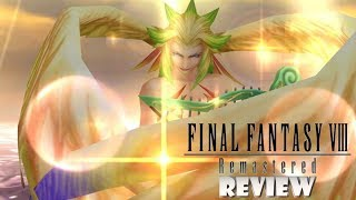 Final Fantasy VIII Remastered (Switch) Review (Video Game Video Review)