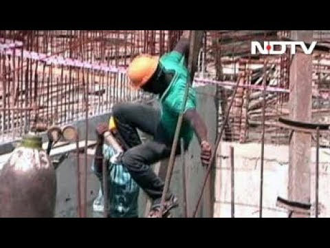 Hidden Cameras Record A Dark Reality Of India's Construction Sites
