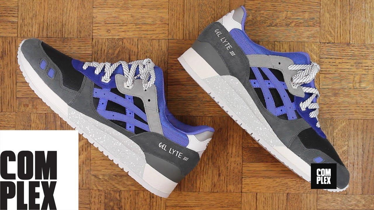 417662ee9baeb9 Sneakers Freaker x Asics Gel Lyte III
