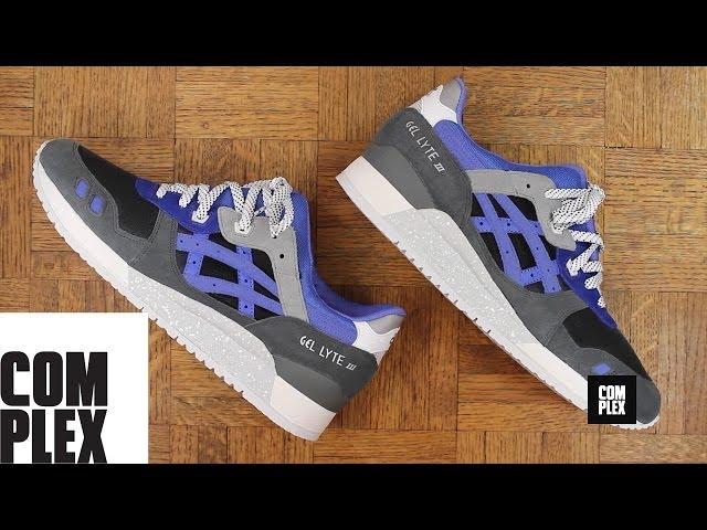 Sneakers Freaker x Asics Gel Lyte III
