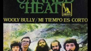 CANNED HEAT - WOOLY BULLY