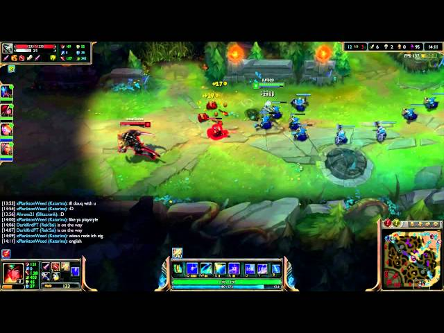 League Of Legends #4 Ranked 5v5 With DarkL0rdPT