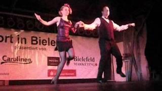 Leineweber Bielefeld 2011 - Foxtrott (Basti & Jana)